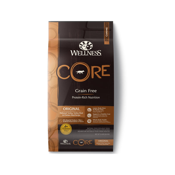 Core Original Recipe Dog Dry Food, 4lb
