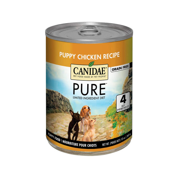 PURE Puppy Chicken Recipe, 13oz