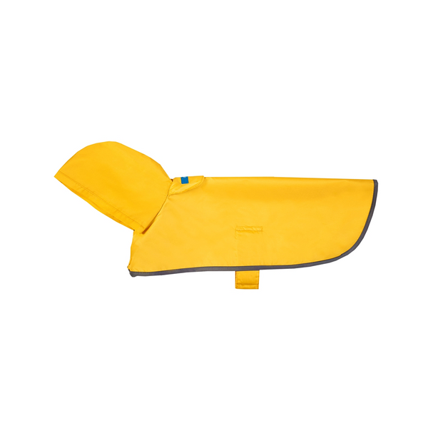 Rain Poncho - Sunshine Yellow - RC Pet - S