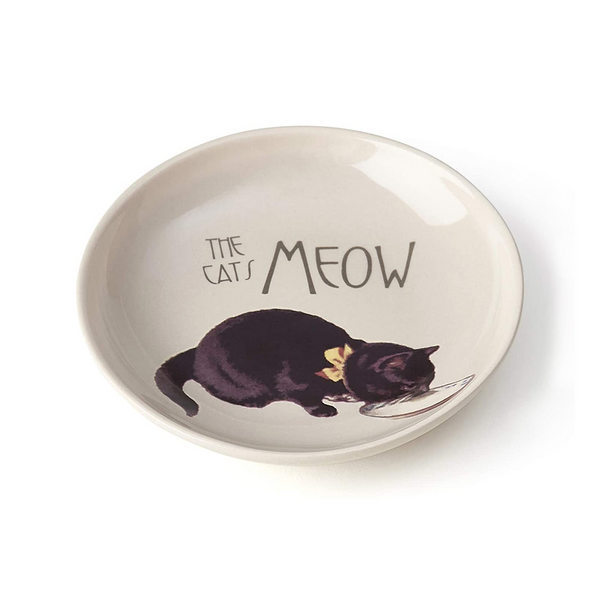 PetRageou.. Pet Derby Cat Saucer, Natural 2.5oz