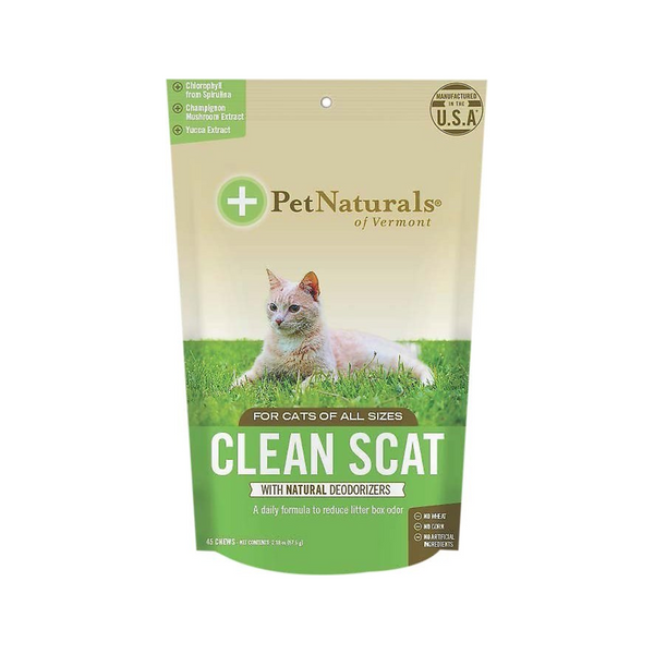 Clean Scat for Cats Soft Chew: 45
