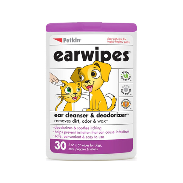 Ear Wipes 30ct