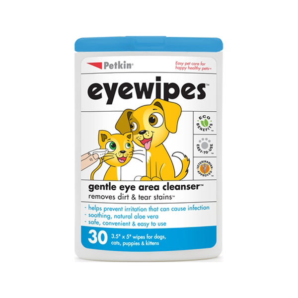 Eye Wipes 30ct
