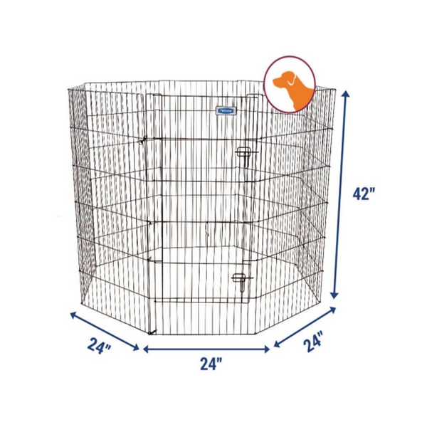 Exercise Pen-XL 192x42h""