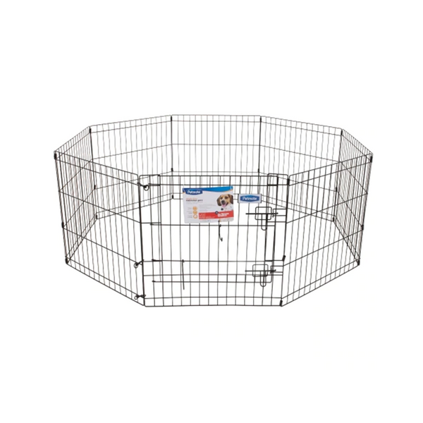 "Petmate Single Door Exercise Pen, 36"" H"