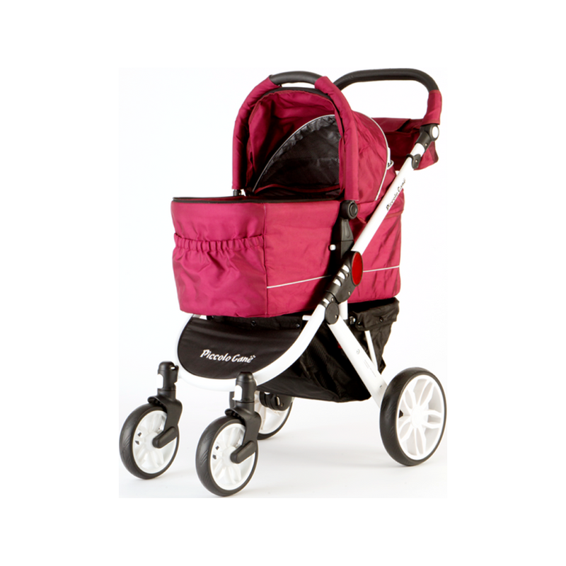 Tanto II Pet Stroller Color : Red