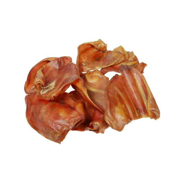 Smoked Pig Ears, 6 pieces