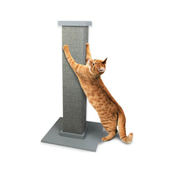 Ultimate Scratching Post, Gray