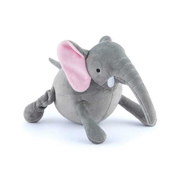 Safari Collection - Ernie the Elephant Plush Toy