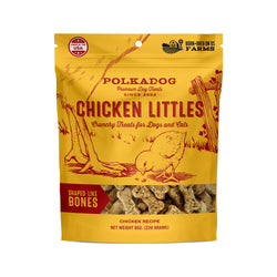 Chicken Littles Bone Shaped, 8oz