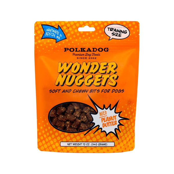 Wonder Nuggets Peanut Butter Training Treats,12oz