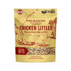 Chicken Littles Training Bits, 8oz