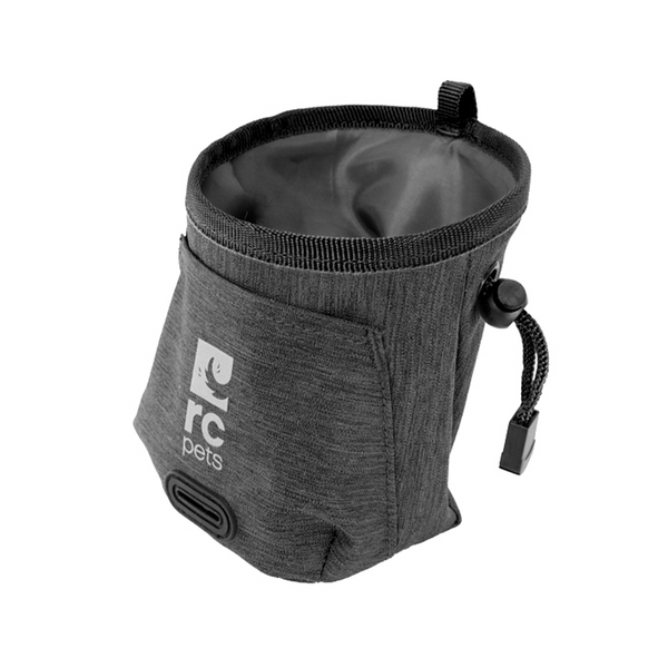Essential Treat Bag, Heather Black