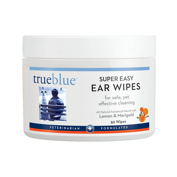 Super Easy Ear Wipes Count, 50 wipes