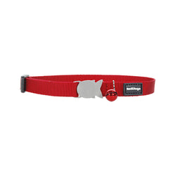 Safety Cat Collar, Color: Red
