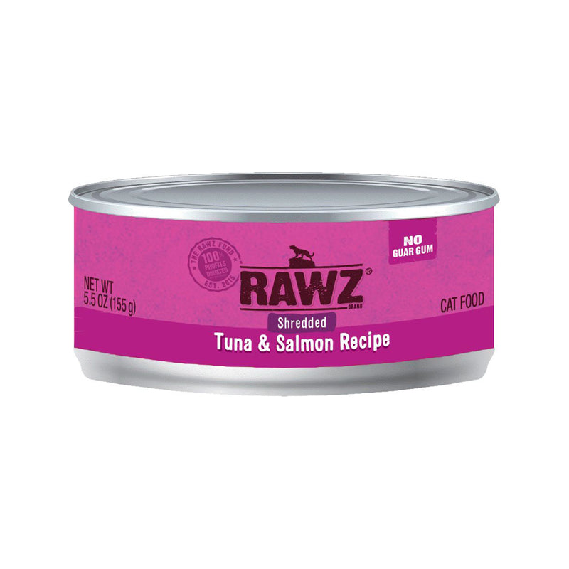 Feline 96% Shredded Tuna & Salmon, 5.5oz