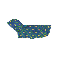 Packable Rain Poncho Rubber Ducky, XS