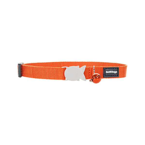 Safety Cat Collar, Color: Orange