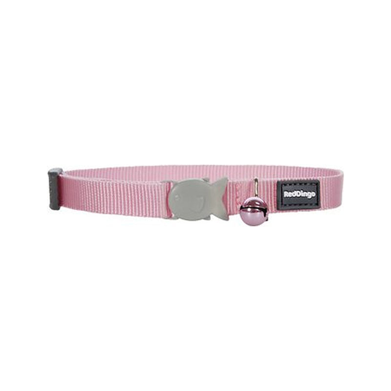 Safety Cat Collar, Color: Hot Pink