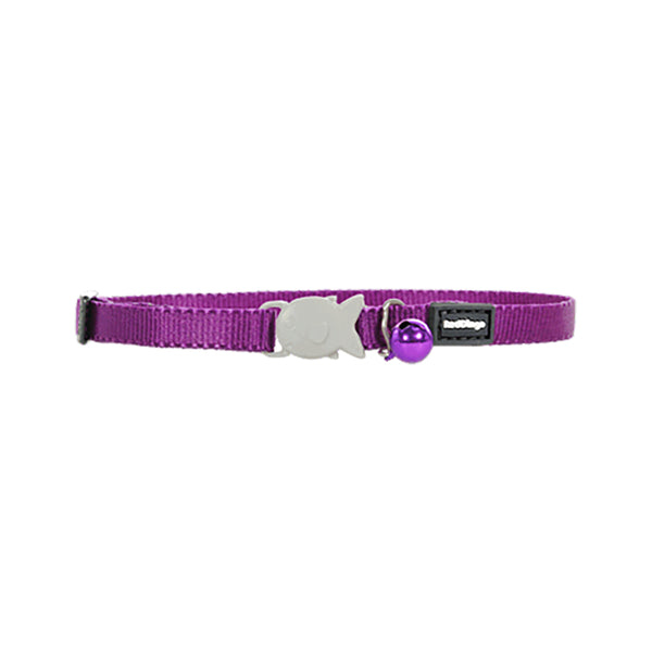 Safety Cat Collar, Color: Purple