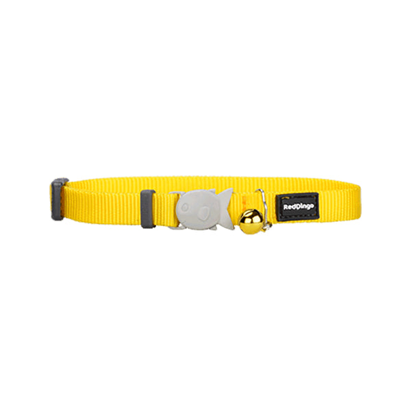 Safety Kittens Collar, Color: Yellow