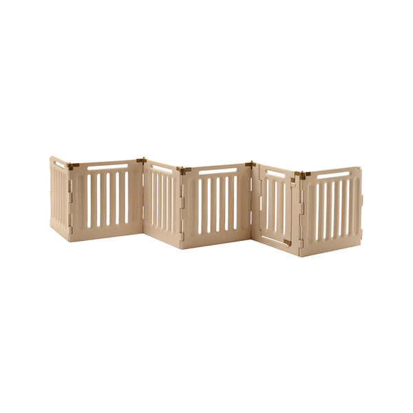 Plastic Convertible 6pcs Indoor/Outdoor Playpen, 90cm H