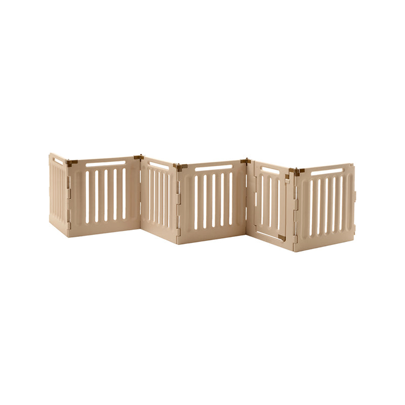 Plastic Convertible 6pcs Indoor/Outdoor Playpen, 50cm H