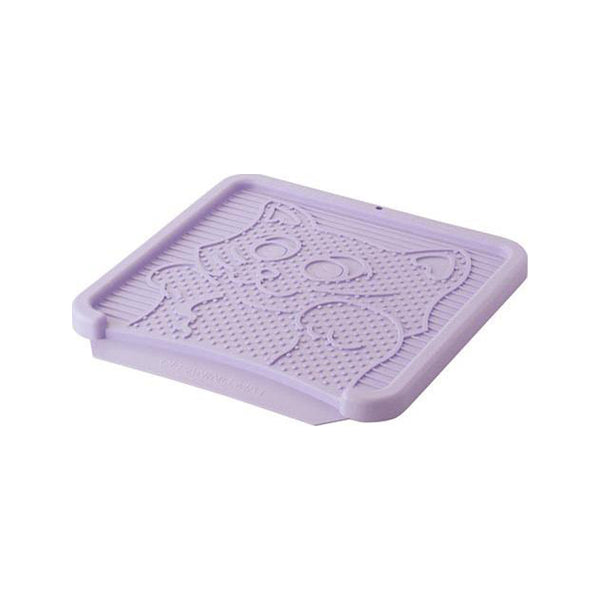 Corole Sand Mat, Color: Purple