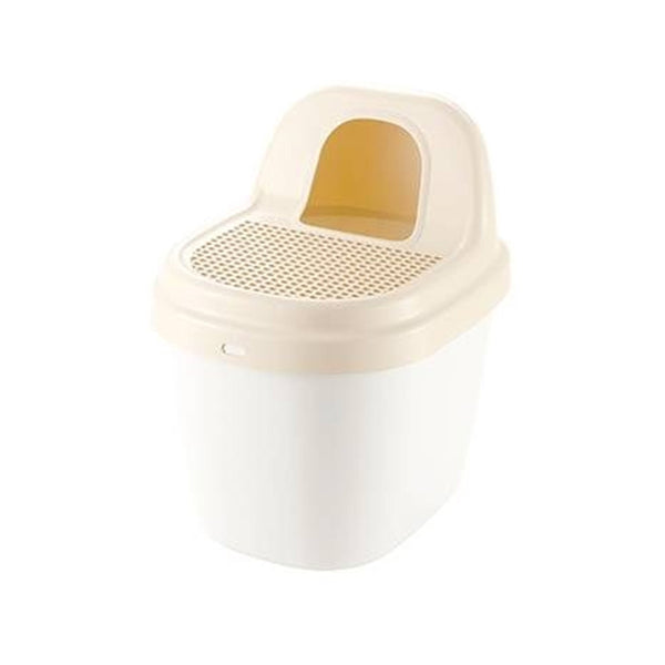 Tracking Free Litter Box, Color: Sand