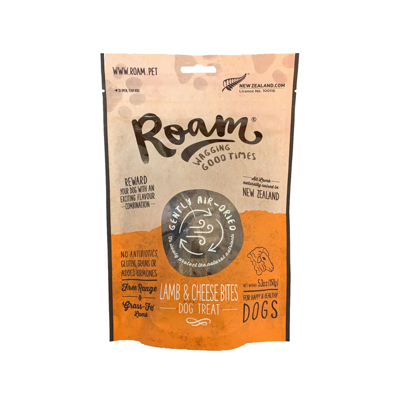 Treats - Lamb & Cheese Bites, 150g