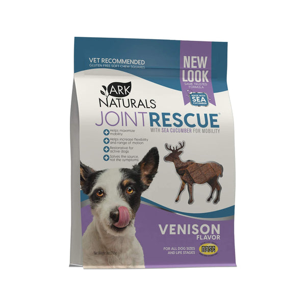 Sea Mobility Joint Rescue - Venison Jerky, 9oz