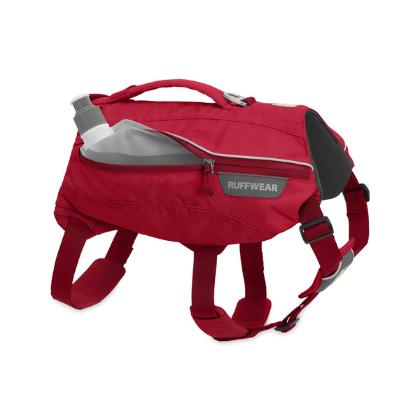 Singletrak Hydration Backpack, Color Red, Medium
