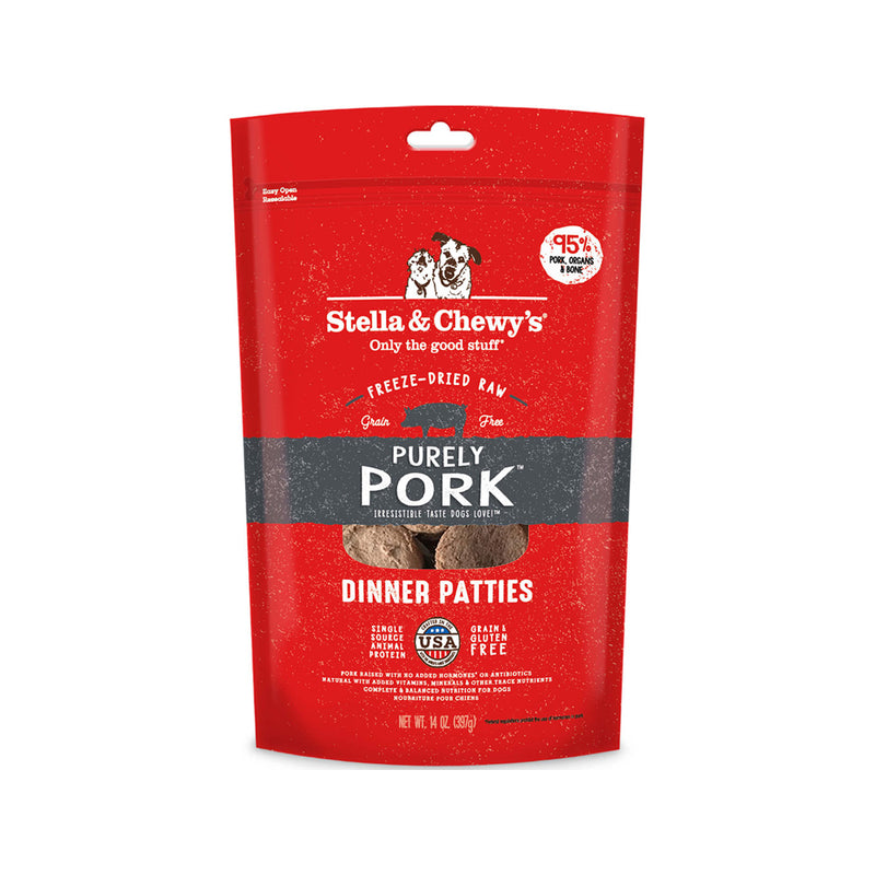 Freeze-Dried Dinners - Pork, 14oz