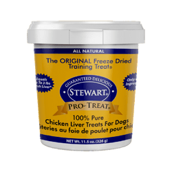 Freeze-Dried Chicken Liver Pro-Treat, 11.5oz
