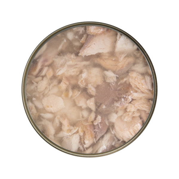 Salmon in Broth for Cats & Dogs, 170g