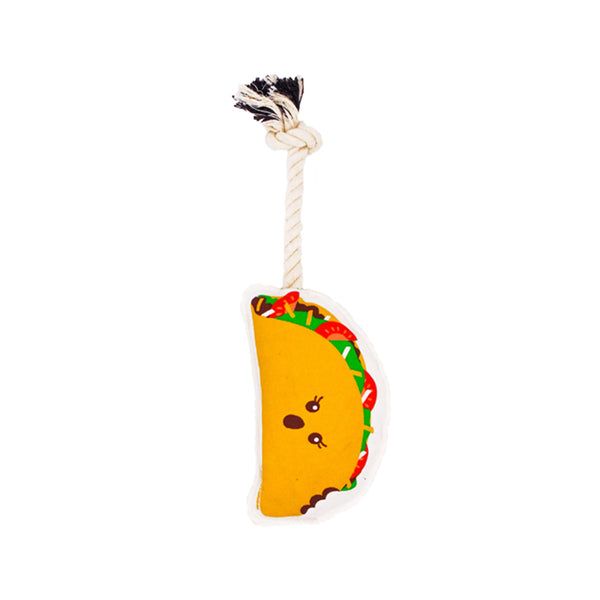 Taco Rope Toy