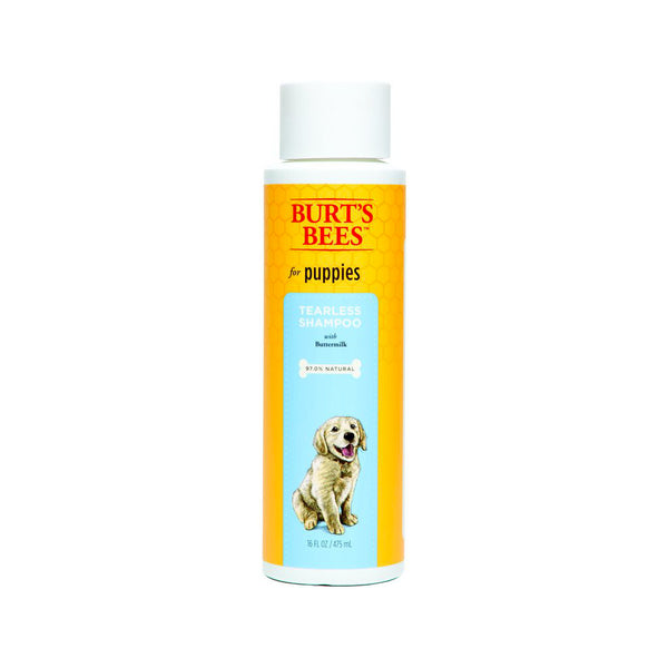 Tearless Shampoo with Buttermilk for Puppies Size : 16oz