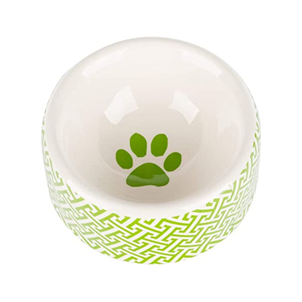 Trellis Collection Dog Bowl, Medium