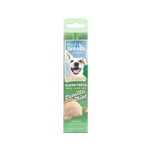Fresh Breath Oral Gel Vanilla Mint, 2oz