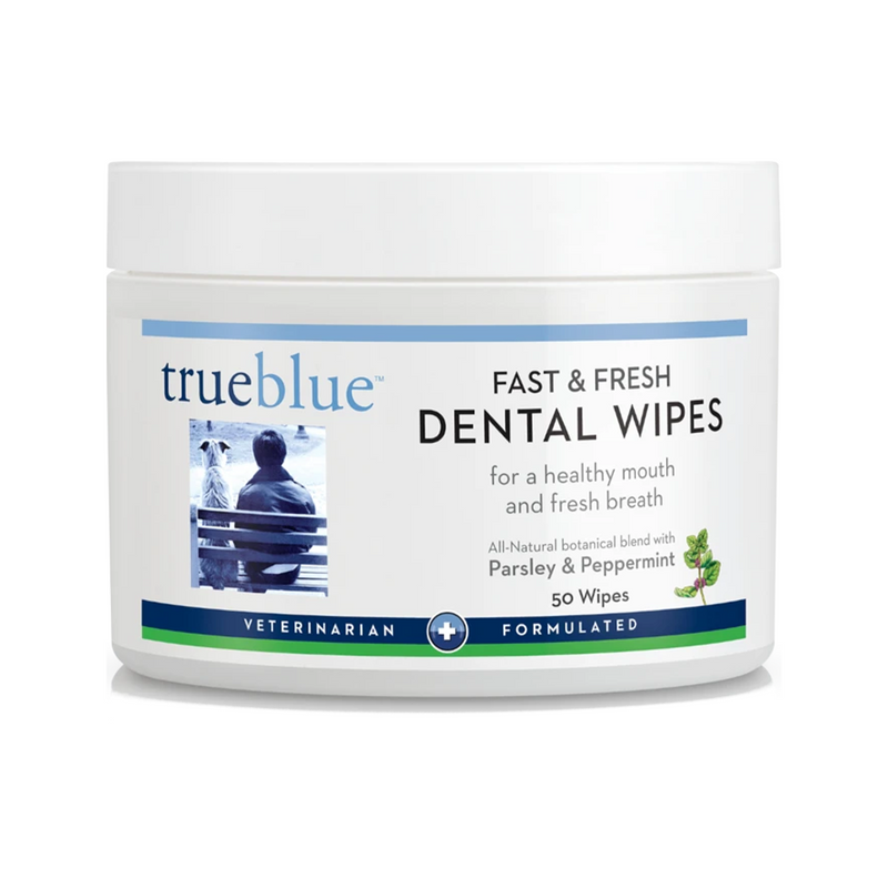 Fast and Fresh Dental Swipes Count, 50 wipes