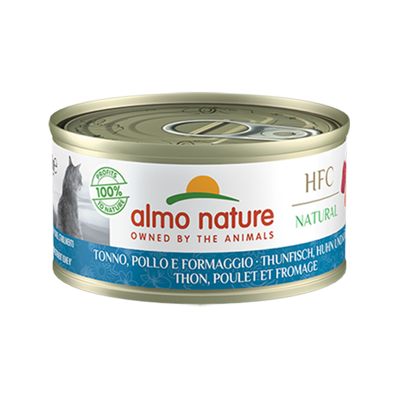 Cuisine - Tuna, Chicken and Cheese, 70g