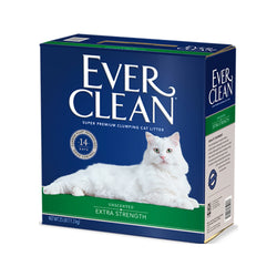 Unscented Extra Strength Cat Litter, 25lb