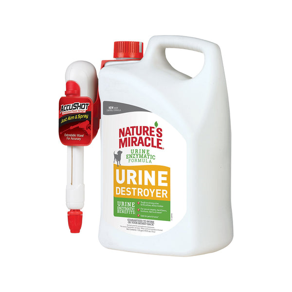 Urine Destroyer with Enzymatic, 1.33 Gallon