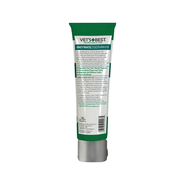 Enzymatic Dog Toothpaste