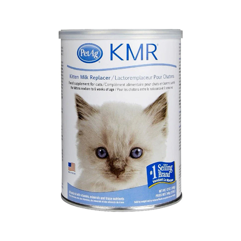 KMR Powder Milk Replacer for Kittens, 12oz