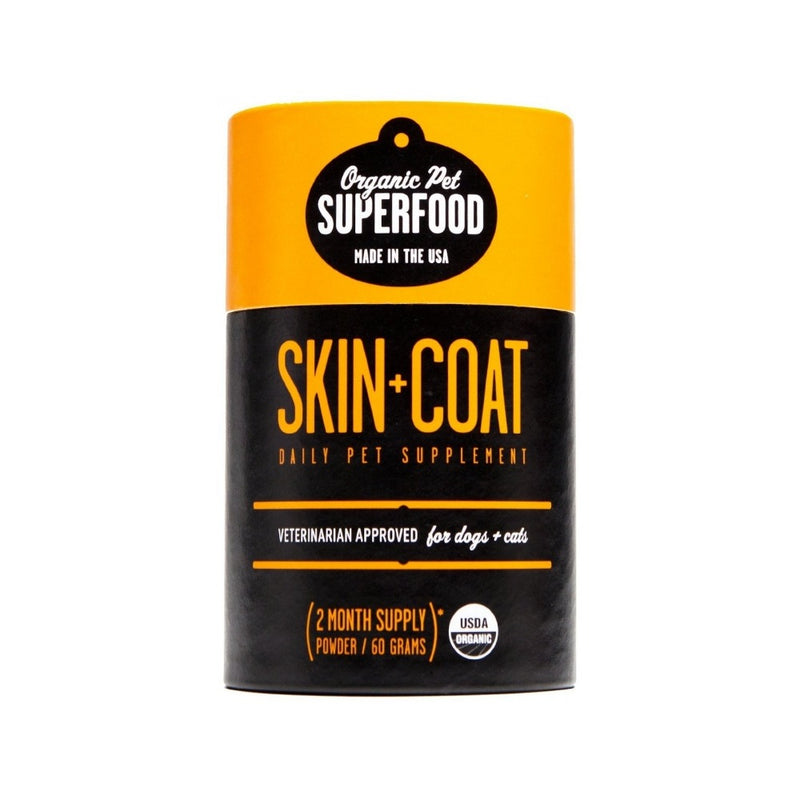 Organic Daily Skin & Coat Supplmements 60g