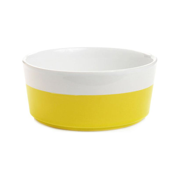 Dipper Bowl Yellow Large 8.5""