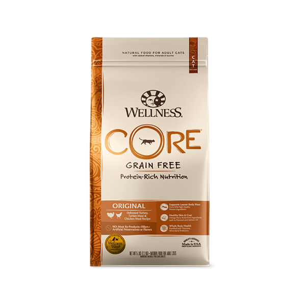 Feline Core Original Recipe Dry Food, 11lb