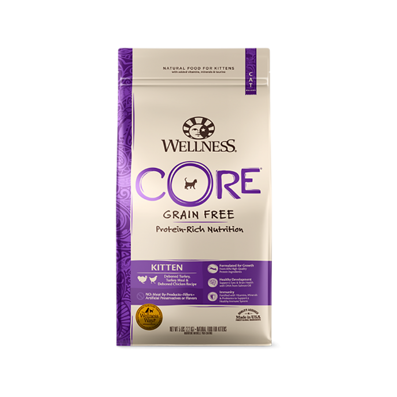 Feline Grain-Free Core Kitten Recipe, 5lb