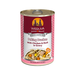 Dog - Peking Ducken w/ Chicken & Duck in Gravy, 14oz